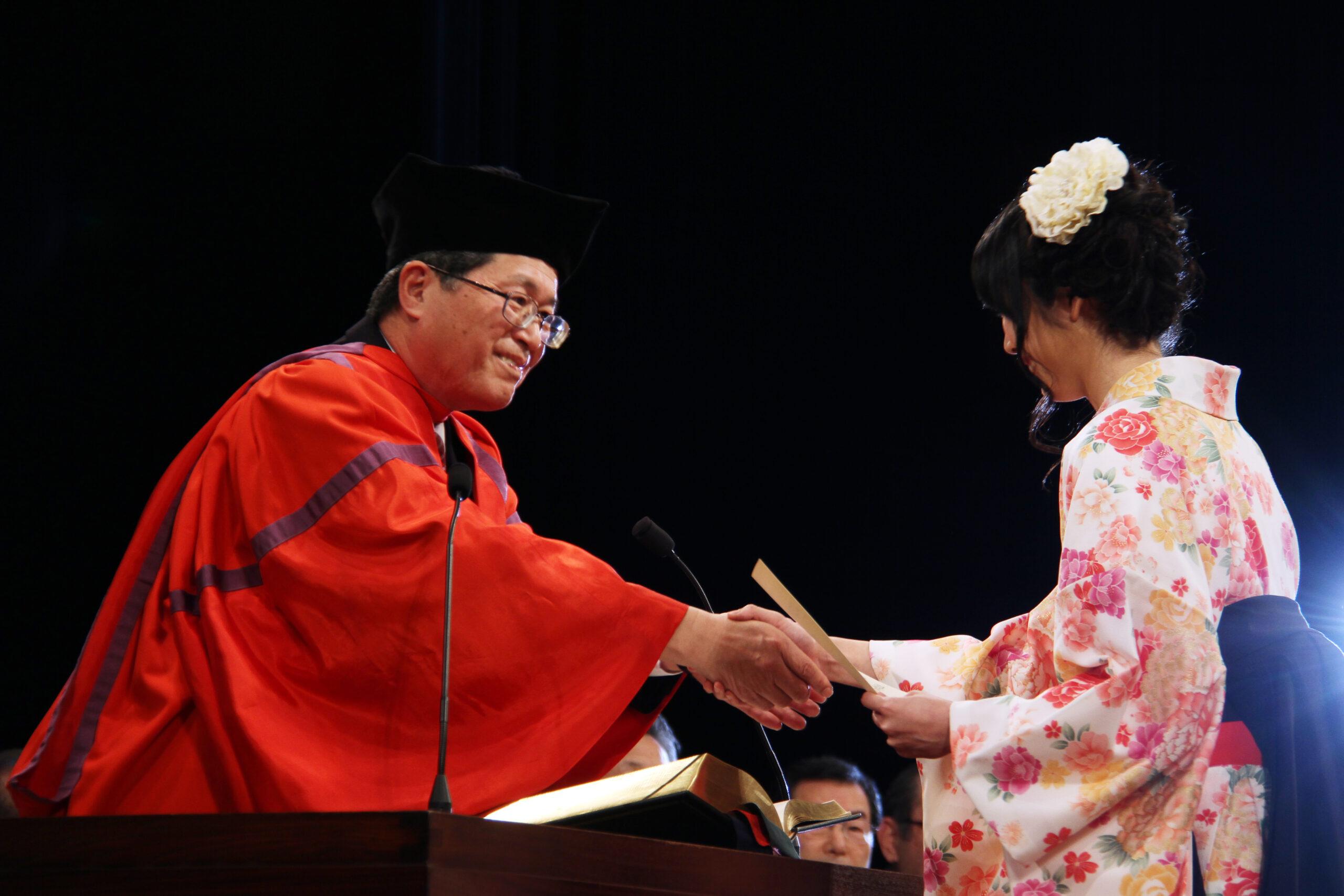ご卒業おめでとうございます