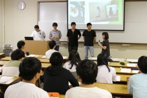 『地域学』 学生による発表会のご案内(2月1日)