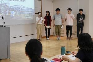 『地域学』 学生による発表会のご案内(1月24日)