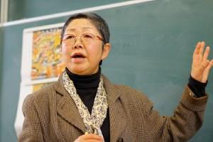 神田より子教授、上野恵美子教授の最終講義のお知らせ(1月26日)