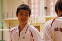 【敬和スポーツ】ニュージーランド国際チャレンジで武下さんが優勝